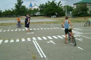 занятие «Юный велосипедист»2