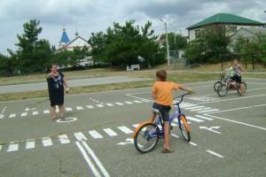 занятие «Юный велосипедист»3